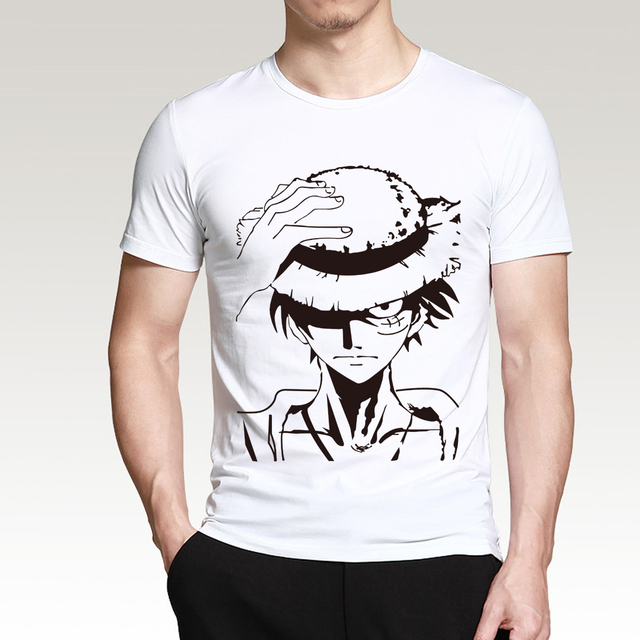 One Piece Monkey D.Luffy  T shirt