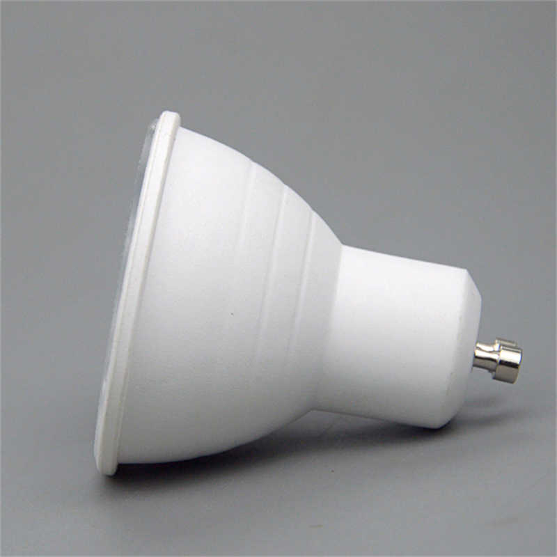 GU10 MR16 LED Bulb 6W AC 220V GU Lampada MR LED Condenser lamp Diffusion Spotlight Warm/Cold White Energy Saving Home Lighting