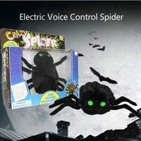 Gadget Spider Antistress Funny Gadgets Anti Stress Toys Interesting Novelty Shocker Gags Practical Jokes Prank Gift