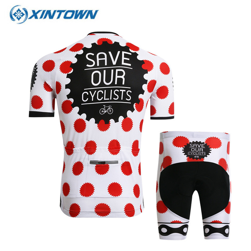 78a97b05a XINTOWN 2018 Women Cycling Jersey Short Sleeve Ultraviolet Proof Bike  Clothing Polyester Summer Breathable Sports Bicycle Jersey-in Cycling  Jerseys from ...