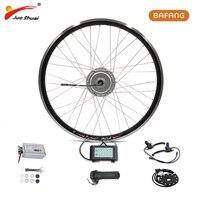 BAFANG 36 V 350 W 48 V 500 W электрический велосипед Ebike конверсионный комплект 8fun бренд без ЖК экран аккумулятора FM G020.350.D 10/FM G070.500