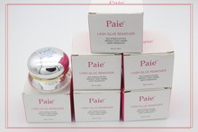 6pcs 20ML Korea Paie Makeup False Lash Glue Remover NO Stimulation NO Harm for Eyelashes Extension
