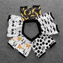 0d5b58267e9f4 Garçons Shorts filles enfants Shorts Panda requin imprimer bébé été plage  Harem Shorts 2019 nouveau bébé