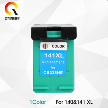 CMYK SUPPLIES Compatible Ink Cartridge Replacement for HP 140 141 For Photosmart C4483 C4583 C4283 C5283 Deskjet D4263 Printer