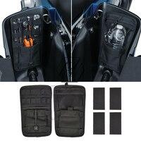 Motorcycle Accessories Saddlebag Organizer Hard Bags Storage Case for Harley Honda Suzuki Kawasaki Yamaha BMW