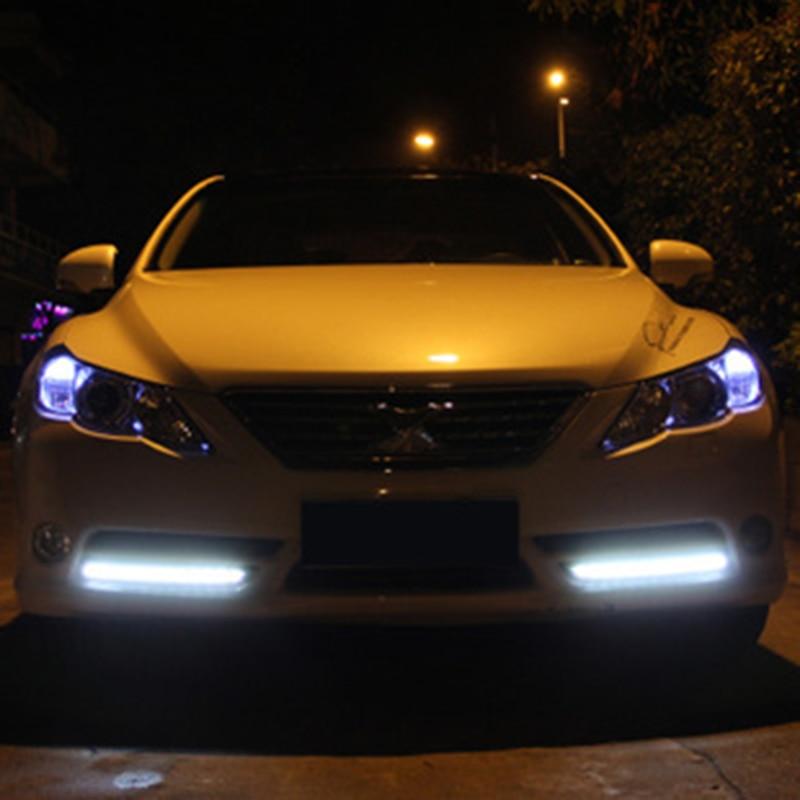 2gab. 17cm drl led dienas gaitas - Auto lukturi - Foto 3