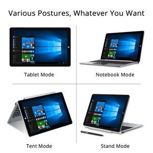 Image 4 - CHUWI Hi10 Air 10.1 inch 1920*1200 IPS Screen Intel Cherry Trail T3 Z8350 Quad Core Windows 10 Tablets 4GB 64GB Micro HDMI