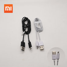 120cm Original Xiaomi micro usb cable charging for Redmi note 6 pro 5 4x 4 6a 5a 4a 3s 4s S2 microusb cord wire v8 charger cabel(China)
