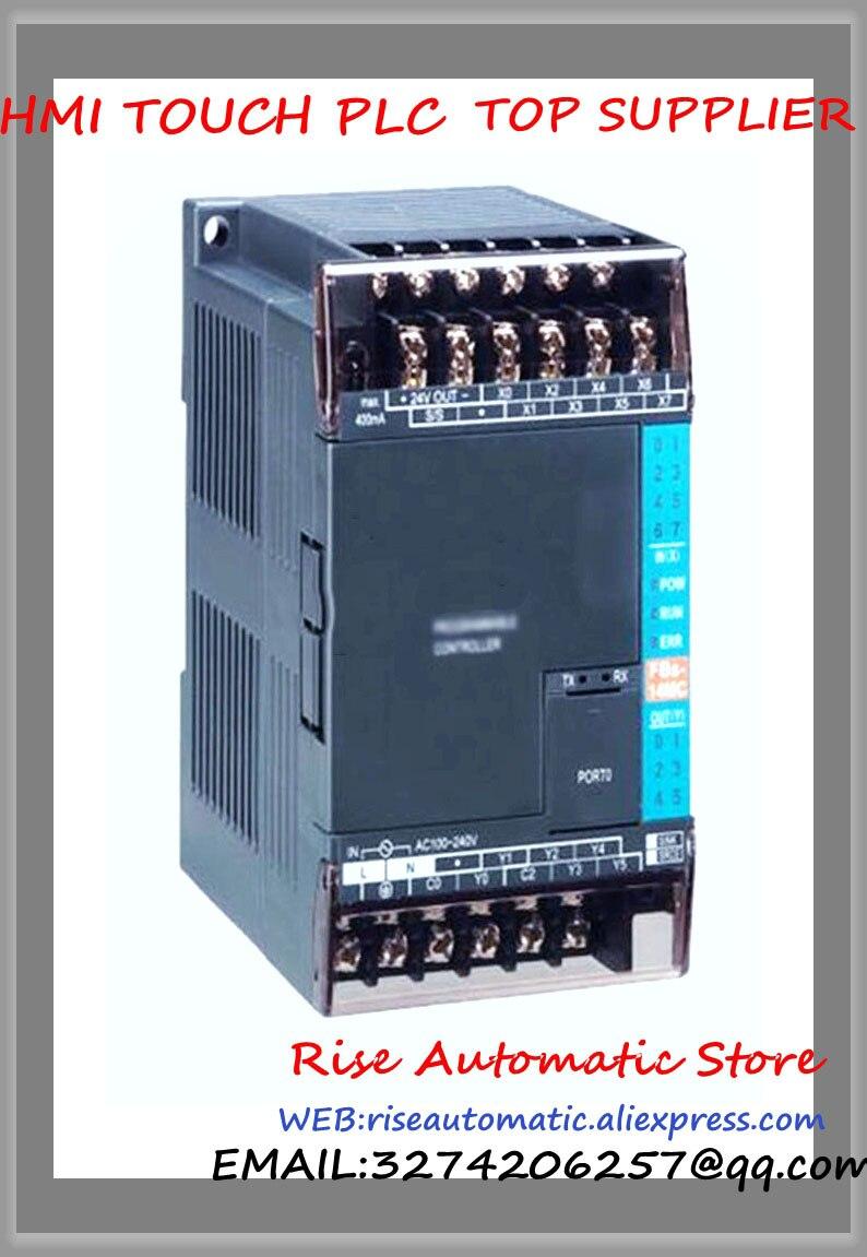 Fatek PLC AC220V 8 DI 6 DO relay Main Unit New in box FBs-14MCR2-AC tascam la 80mk2 di box 8