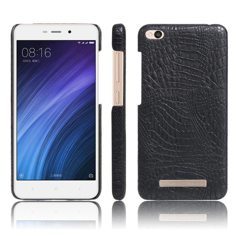 Nový přírůstek pro pouzdro Xiaomi Redmi 4a 5.0inch Luxusní PU - Příslušenství a náhradní díly pro mobilní telefony