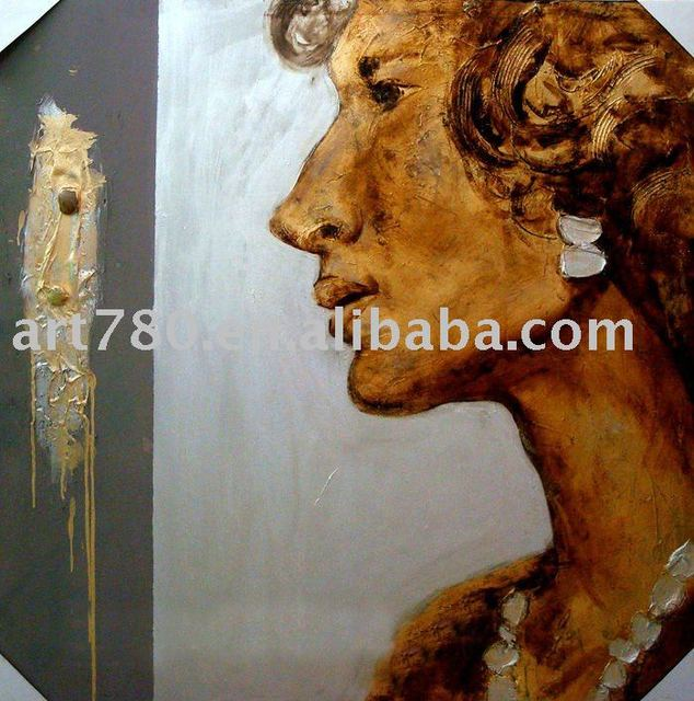 People Painting art oil painting  100% handpainted oil painting for wholesale on line