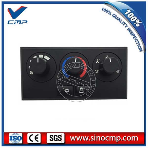 EC60 Excavator Air Conditioning Controller, AC Control PanelEC60 Excavator Air Conditioning Controller, AC Control Panel