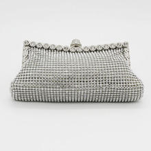 Luxury Handbag Diamond Evening Bag Women Purse Bridal Gowns Package