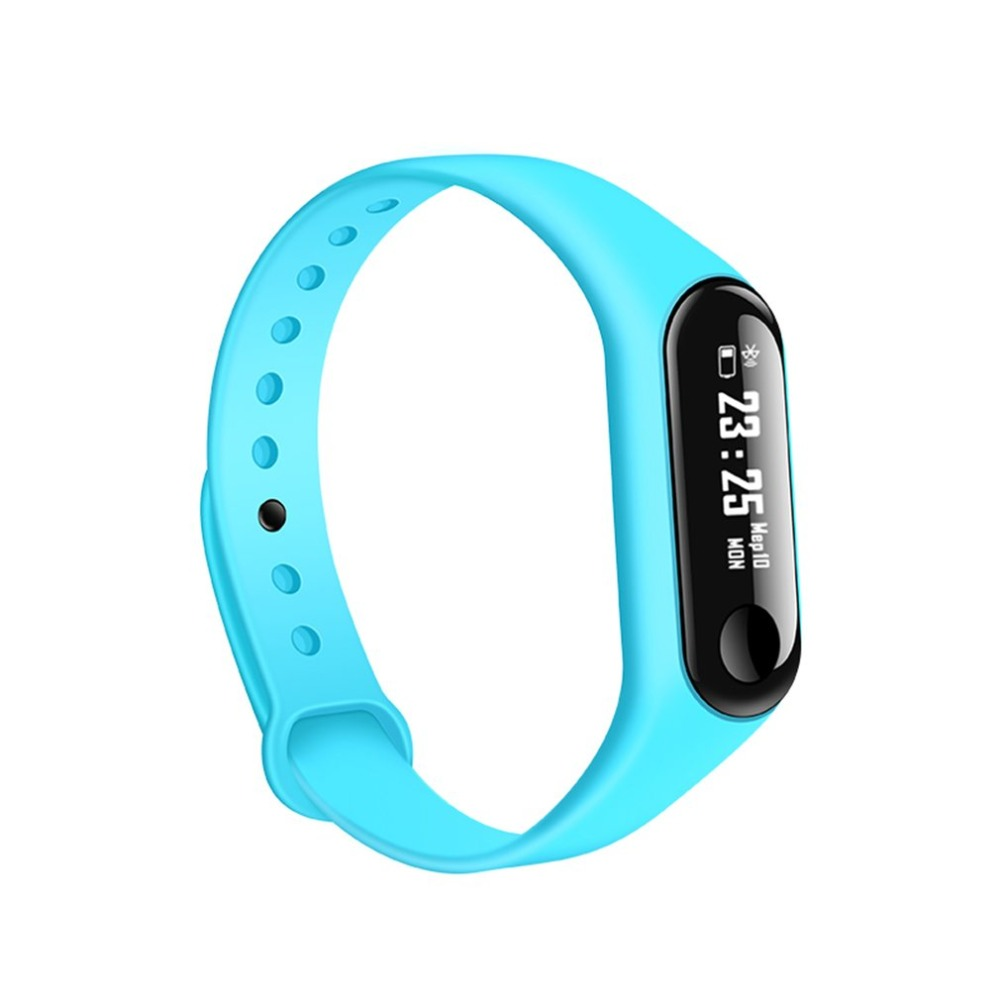 Lover's Watches 2018 New Unisex Oled Activity Wristband Tracker Smart Bracelet Waterproof Heart Rate Blood Pressure Electronic Gift Customizatio Neither Too Hard Nor Too Soft