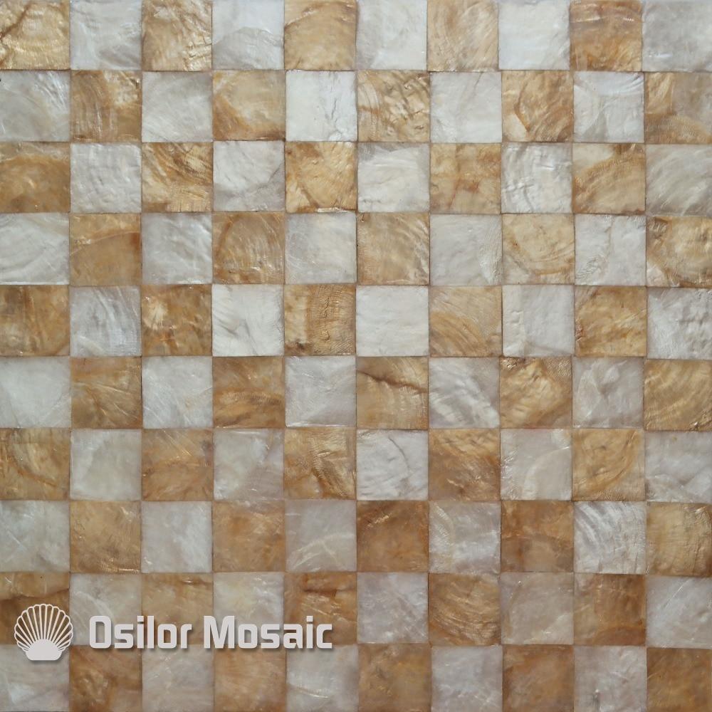 Online kopen Wholesale capiz shell tegels uit China capiz shell ...