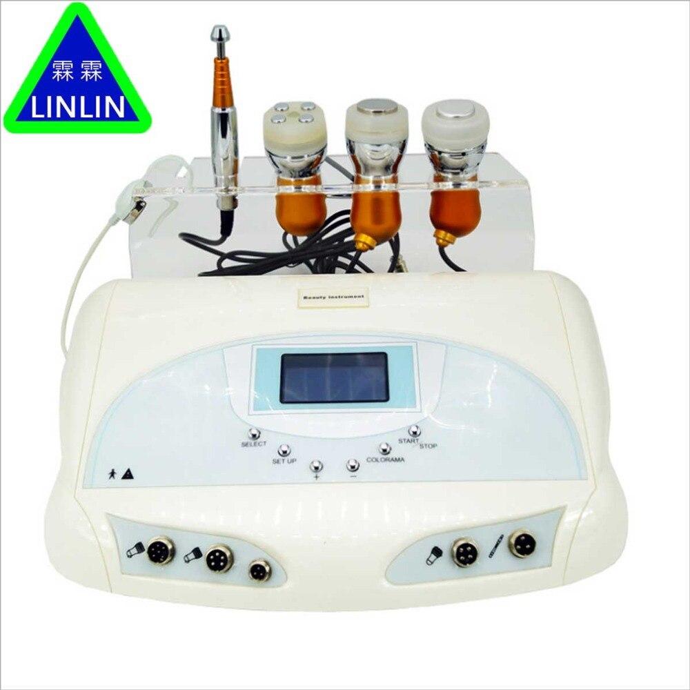 LINLIN appareil de beauté du visage ultrasons introducteur salon de beauté visage appareil de beauté Instrument de beauté usine