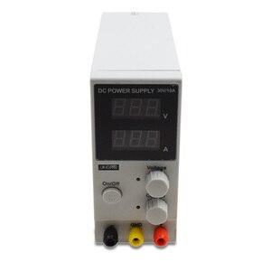Image 3 - Entrada variável 110 v ou 220 v lw k3010d 30 v 10a mini interruptor regulado ajustável dc fonte de alimentação smps único canal
