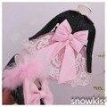 2016 Mangas Compridas Bling Blace Blush Rosa vestidos da menina de flor Do Bebê da Festa de Aniversário Vestido de Lantejoulas glitz pageant vestidos vestidos de baile