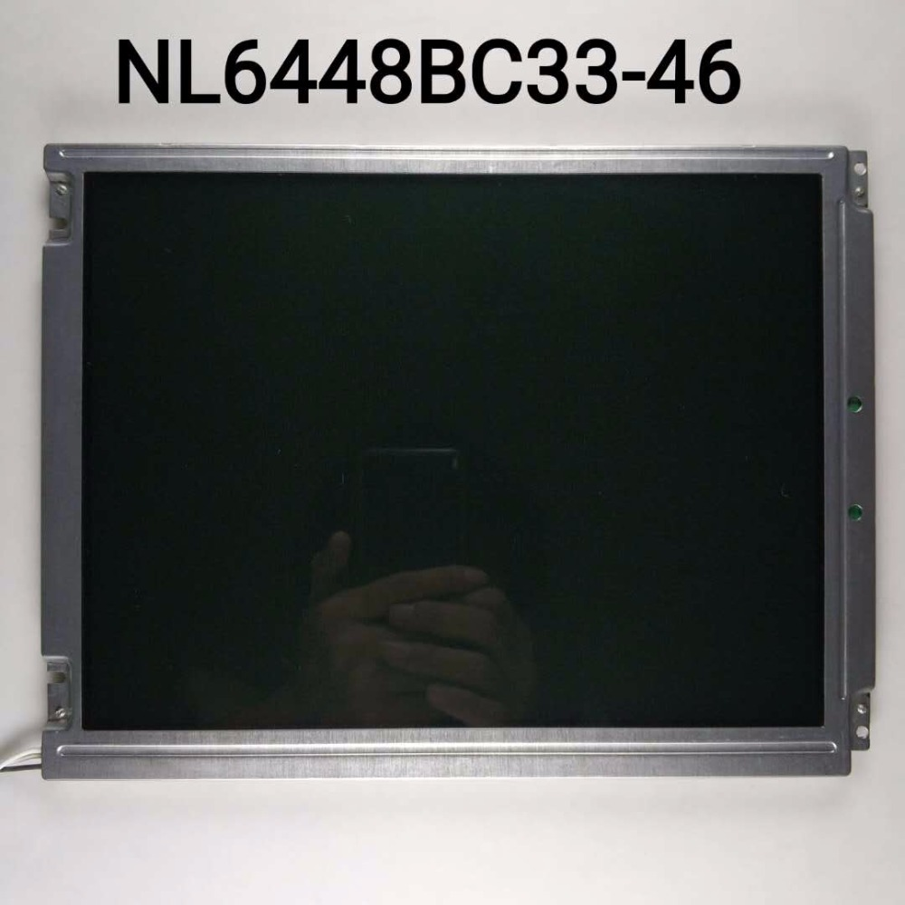 Original 10.4 inch LCD screen NL6448BC33-53Original 10.4 inch LCD screen NL6448BC33-53