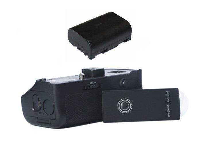 DMW BGG9 DMW BGG9GK Battery Grip DMW BLF19 BLF19 Battery 2 4G Wireless Remote Control for
