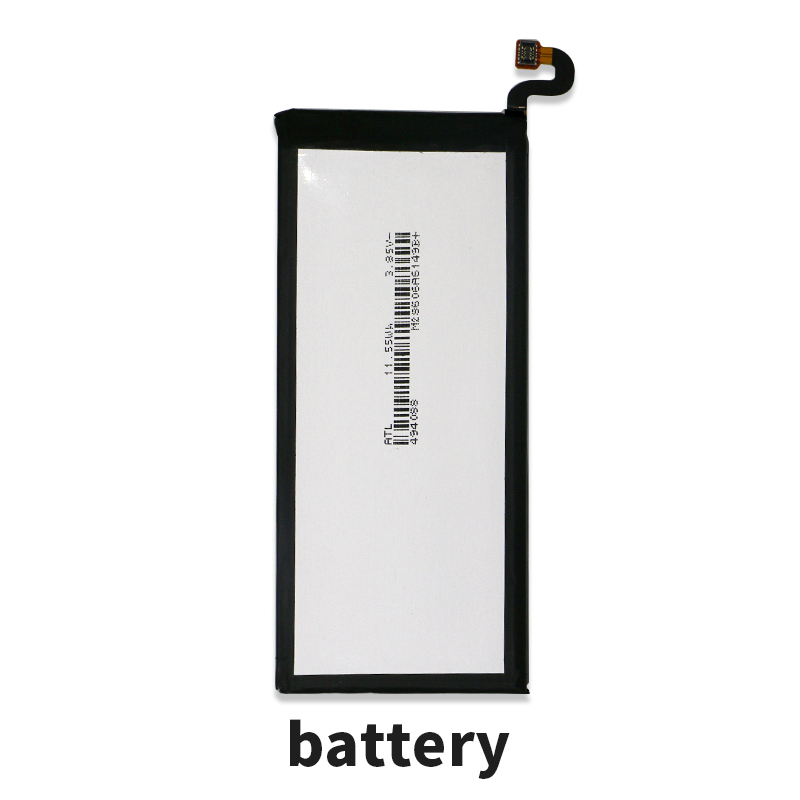 1Pcs For Sumsung Galaxy S7 G930 High Quality Mobile Phone Battery Capacity 3000mAh Built-in ion Replacement Phone Batteries
