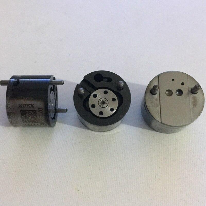 Euro5 común carril inyector de combustible boquilla de la válvula de control de 28277576 9308z625c para 33800-4A710 28362727, 28264952, 25183185, 28297176