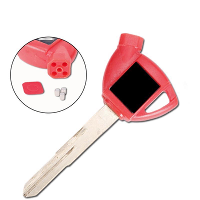 Motorcycle Keys Blank Key Uncut Blade For Suzuki  AN250 AN400 AN650 AN 650 250 400