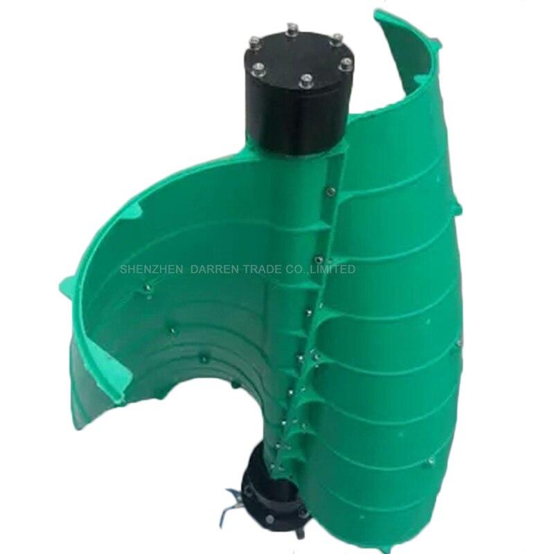 Générateur de vent vertical 100 W axe vertical DC12V petit générateur de vent pour les maisons générateur de haute qualité