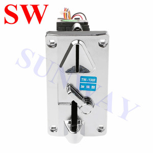 Image 2 - 1PCS factory price TW 130F Coin Accepter CPU Multi Coin Acceptors Comparison Coin Selector Side Coin Machine Selector