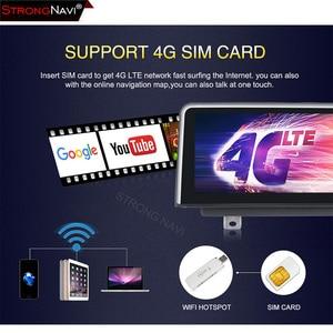Image 5 - IPS screen Android 10.0 car GPS radio player navigation for BMW E90 E91 E92 E93 3 series  4G LTE  wifi BT 4GB RAM 64GB ROM