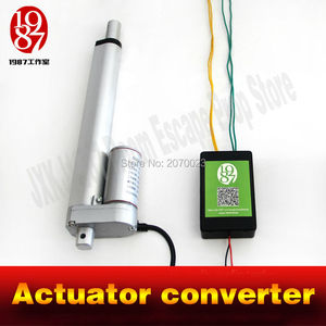 Image 2 - Actuator converter Real life room escape prop  Adventurer props power up amazing convertor to control linear actuator Chamber