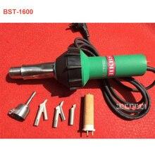 Hot sale 110V/220V 1600 w Hot Air Welding Tools,Hot Air Welder, Heat Gun,Plastic Wedlder Gun,BST-D1600w Plastic Welding Torch