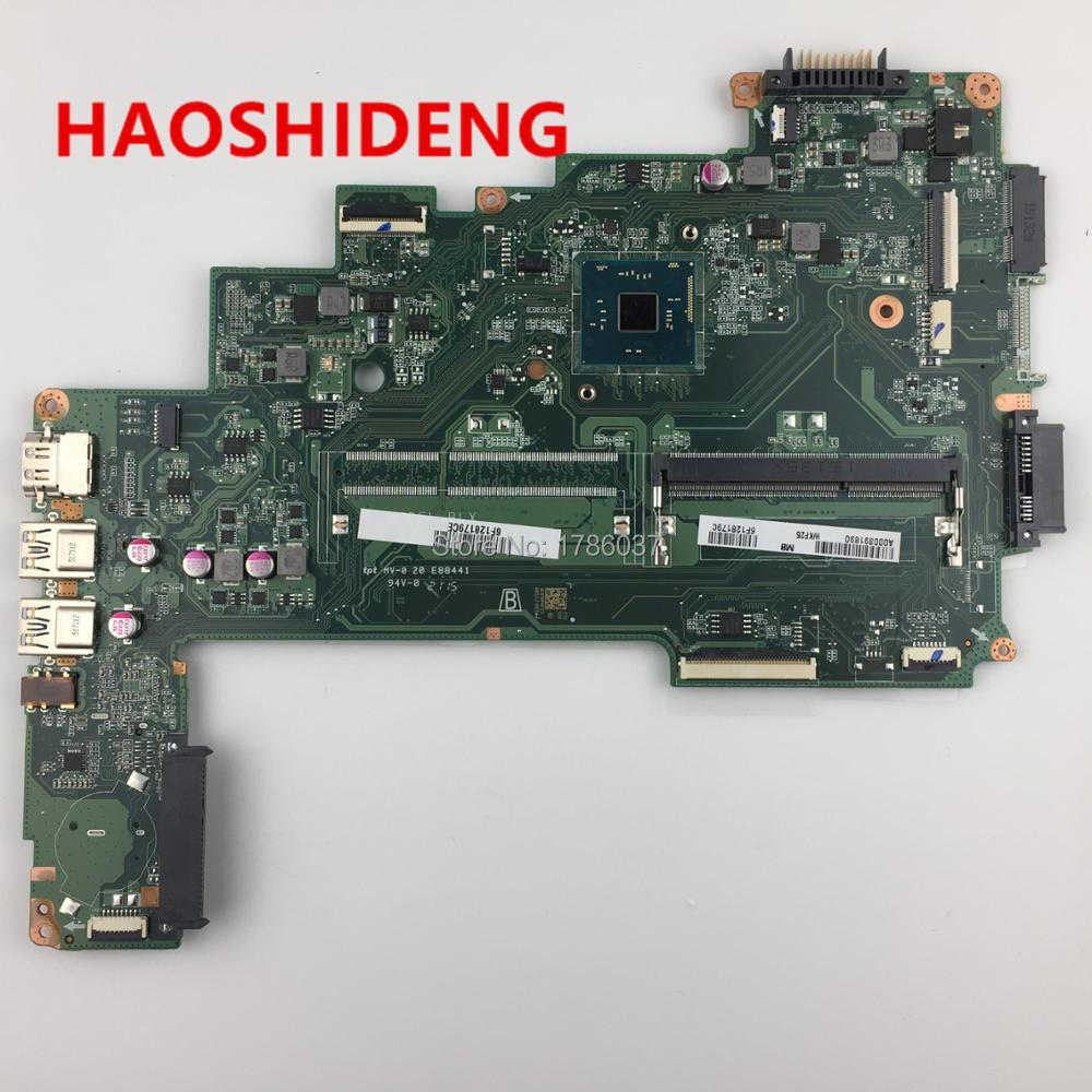 A000391890 DA0BLXMB6G0 for Toshiba Satellite L50-C L55-C C55-C series motherboard.All functions fully Tested !
