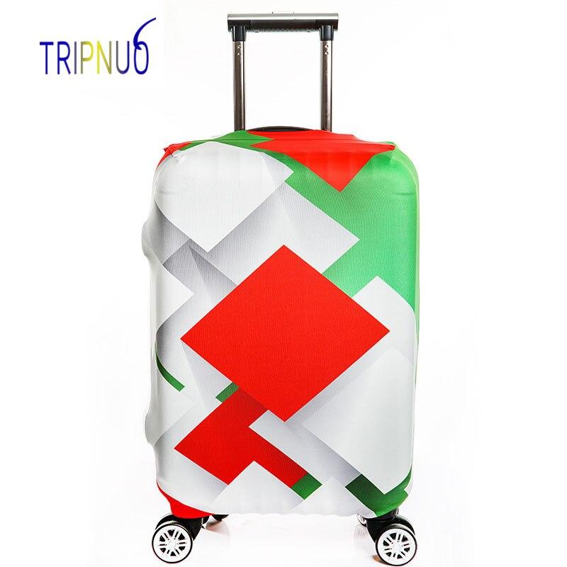 TRIPNUO толстый квадратный Чемодан, Suitable18-32 дюймов, троллейбус случае чемодан защитная крышка дорожные аксессуары