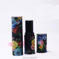 30Pcs Lot 50Pcs Lot 12 1mm Round Retro Style Lipstick Tube Women Lip Makeup Beauty Tool