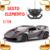 Regalo de año nuevo 1/14 SESTO ELEMENTO RC Racing Roadster modelo de vehículo escala Motor deriva velocidad de la máquina remoto juguete