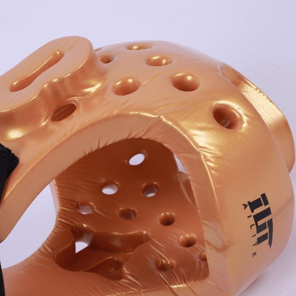 Новый ITF тхэквондо WTF протектор оборудования тхэквондо Броня шлем головные уборы протектор Лицо протектор начальник караула защиты головы