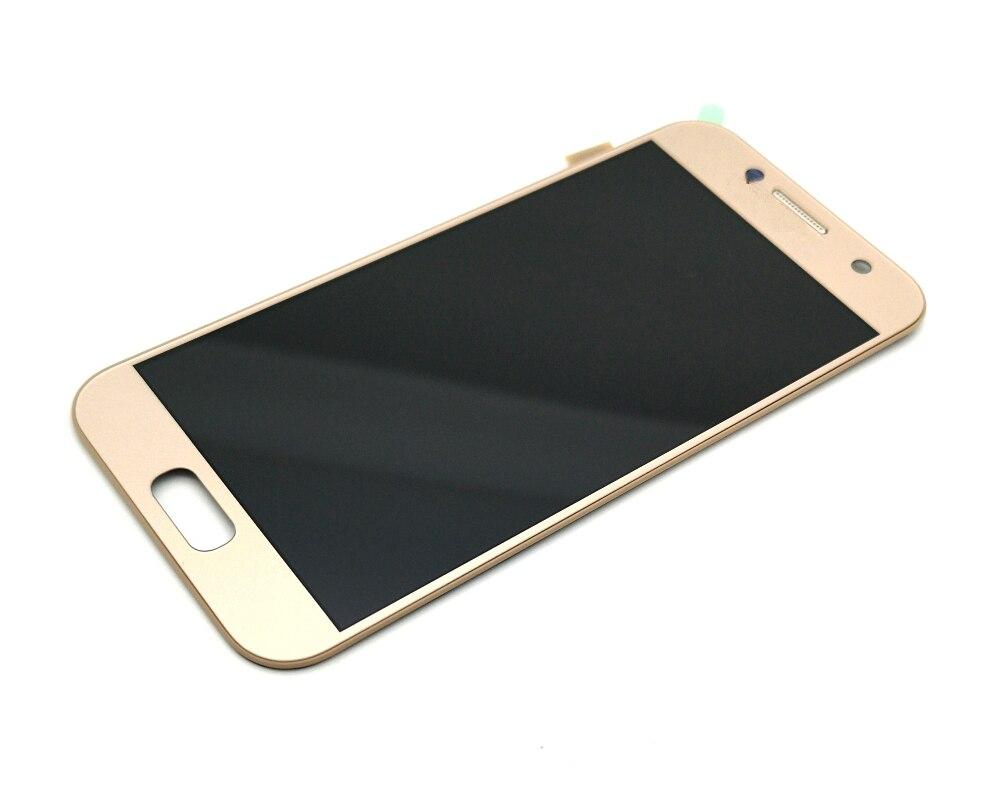 Peut régler la luminosité LCD Pour Samsung Galaxy A3 2017 A320 A320F LCD Affichage à L'écran Tactile Digitizer Assemblée - 5