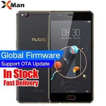 Orijinal ZTE Nubia M2 LITE 4G LTE MT6750 Octa Çekirdek Android M 5.5