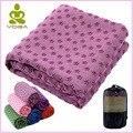 183 см * 61 см 72 ''x 24'' нескользящий коврик для йоги  полотенце  одеяло с бесплатной сумкой для занятий спортом  фитнесом  пилатесом  тренировкой  ...