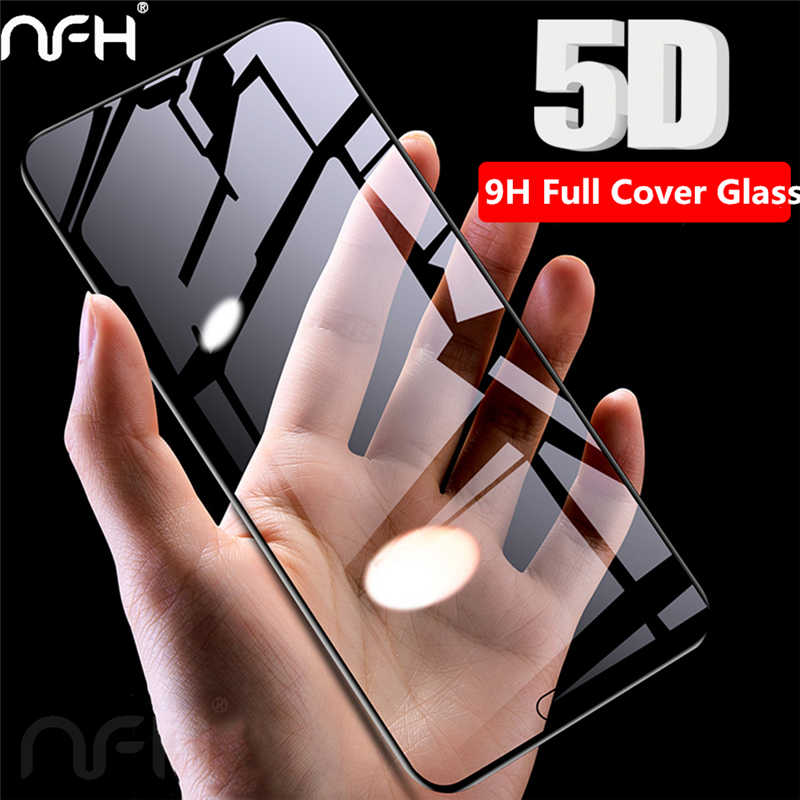5D Curved Tempered Glass For Huawei P20 P30 Lite Pro Phone Screen Protector 9H Hard Film Case On P20 Lite P30 Protection Glass