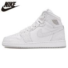 innovative design 39eff a0cff Nike Air Jordan 1 Retro Cao Pre HC AJ Phụ Nữ của Giày Bóng Rổ, Giày ngoài  trời hấp thụ Sốc Thoải Mái Giày Giày 832596 100