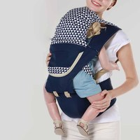 Hot Sale Multifunctional Baby Hold Waist Baby Carrier Hipseat Belt Kids Infant Hip Seat Double Shoulder Infant Carrier