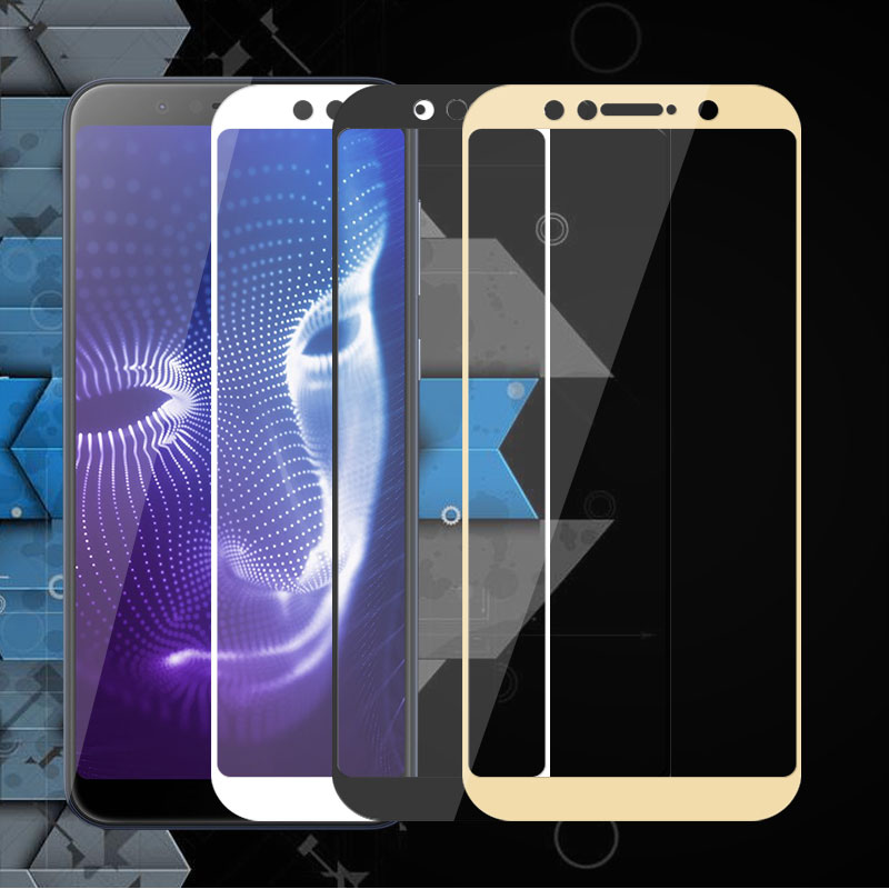 Full Cover Tempered Glass For ASUS Zenfone Max Pro M1 ZB601KL Screen Protector Front Film For ASUS Zenfone Max Pro M1 ZB602KL 6