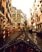 "DIY Painting By Number – Venice (16""x20"" / 40x50cm)"