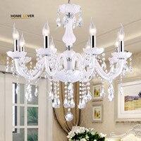 Led Crystal Chandelier Home Lighting Luminaire Lustres De Cristal Modern Kitchen Dining Room Living Room Chandeliers