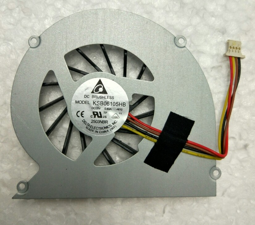 SSEA New original Laptop CPU Fan for <font><b>Acer</b></font> <font><b>Aspire</b></font> 4830T <font><b>4830</b></font> 4830G <font><b>4830TG</b></font> CPU cooling Fan MG60090V1-C120-S99 image