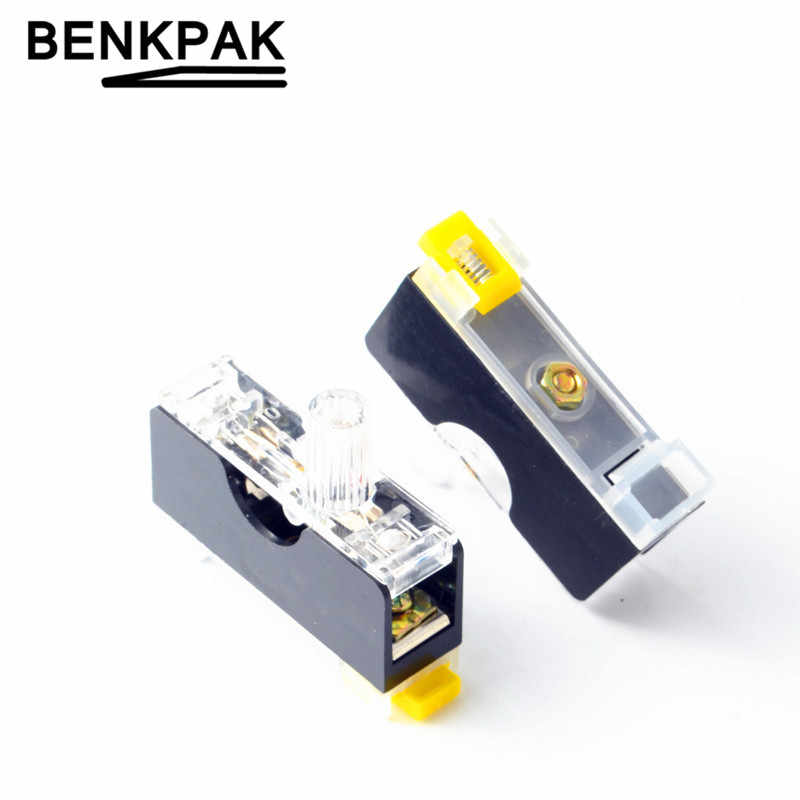 Stupendous Detail Feedback Questions About 1Pcs 35Mm Din Rail 6X30Mm Glass Fuse Wiring Digital Resources Unprprontobusorg