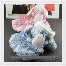 Presales Cute Rabbit Coat small dog Cospay clothes Autumn And Winter Pet Clothing Wholesalers