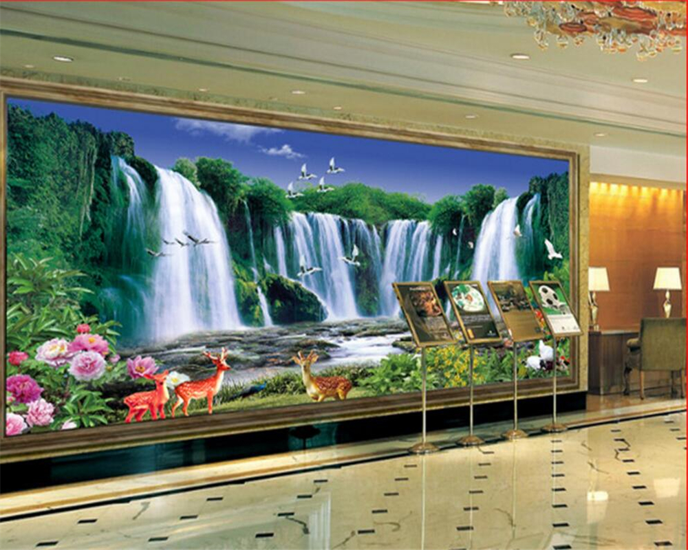 Compare Prices On Deer Wall Paper Online Shopping Buy Low Price